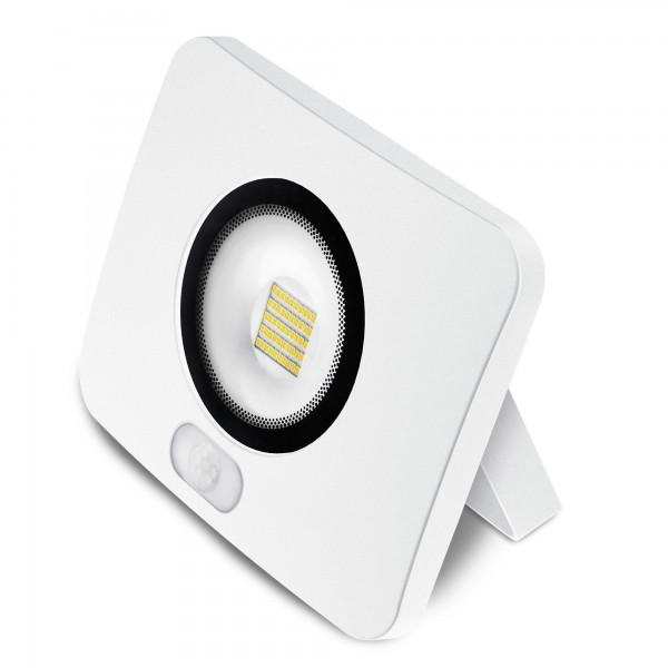 Proyector led al.fund sensor.blanc.30w.f