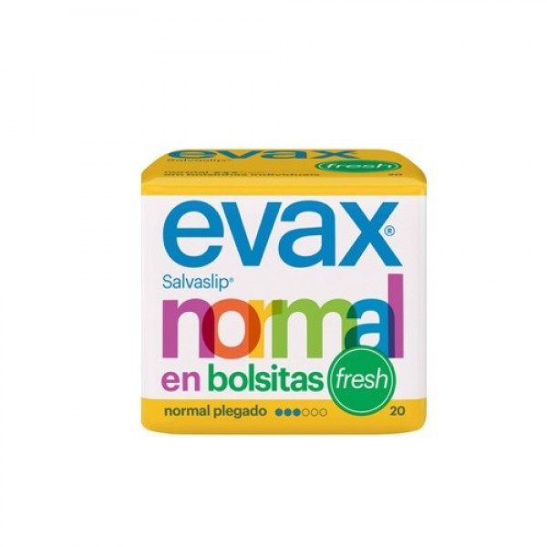 Evax salvaslip normal en bolsitas mini
