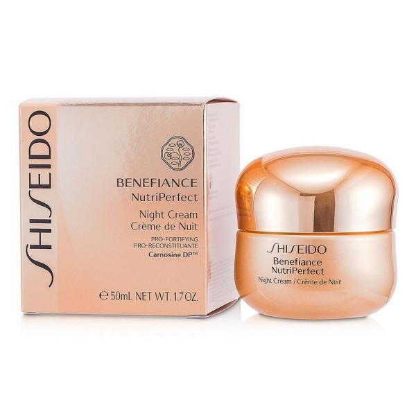 Shiseido benefiance nutriperfect crema de noche 50ml