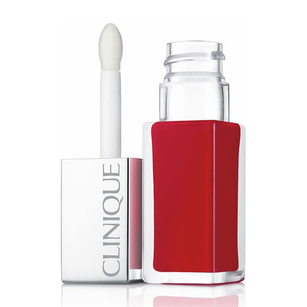 Clinique pop lacquer lip colour 04 sweetie pop
