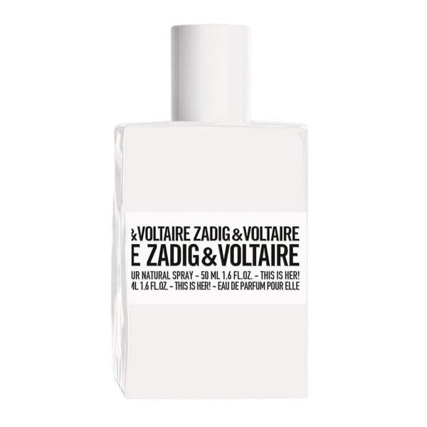 Zadig & voltaire this is her eau de parfum 30ml vaporizador
