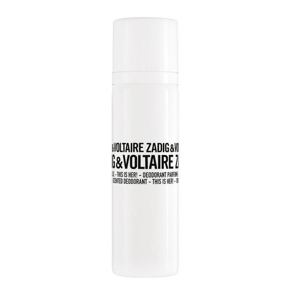 Zadig & voltaire this is her desodorante 100ml vaporizador