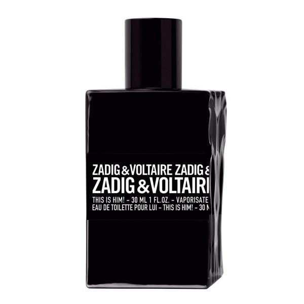 Zadig & voltaire this is him eau de toilette 30ml vaporizador