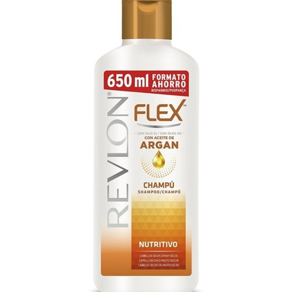 FLEX Champú Nutritivo Argan  650 ml
