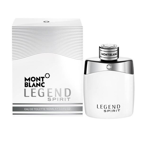 Montblanc legend spirit eau de toilette 100ml vaporizador