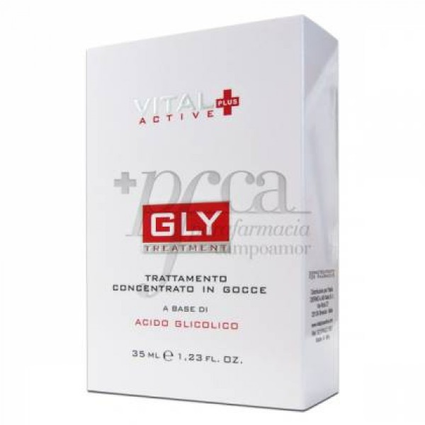 VITAL PLUS ACTIVE GLY ACIDO GLICOLICO 45ML