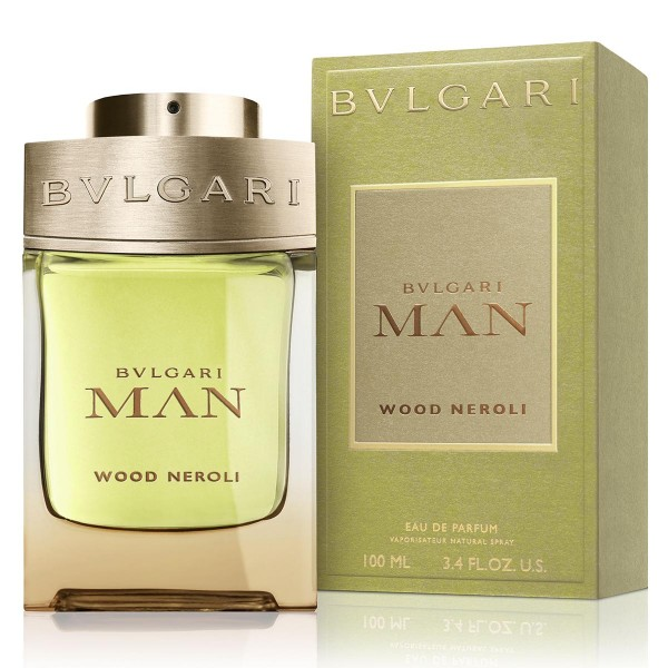 Bvlgari man wood neroli eau de parfum 100ml