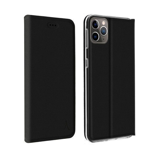 Akashi altfolipximaxblk funda folio negro apple iphone 11 pro max