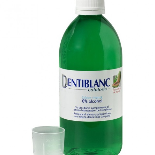 DENTIBLANC COLUTORIO 500 ML