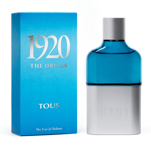 Tous 1920 the origin the eau de toilette 100ml vaporizador