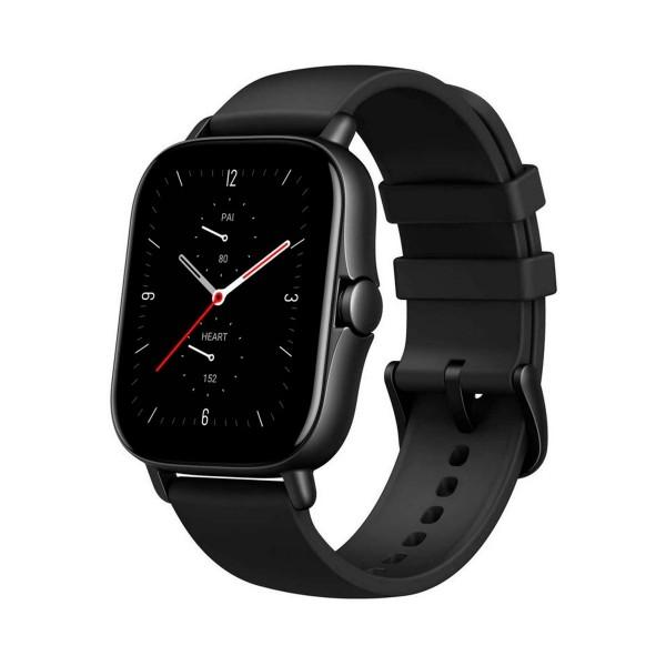 Xiaomi amazfit gts 2e smartwatch negro 1.65'' amoled bluetooth wifi 5atm