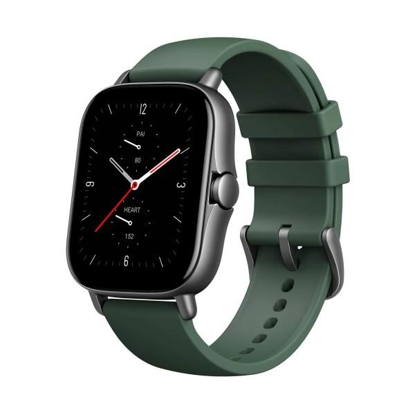 Xiaomi amazfit gts 2e smartwatch verde 1.65'' amoled bluetooth wifi 5atm