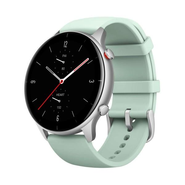 Xiaomi amazfit gtr 2e smartwatch verde 1.39'' 46mm amoled bluetooth wifi