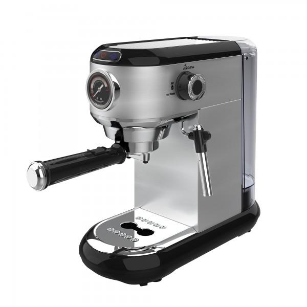 Cafetera express 15bar 1litro kuken