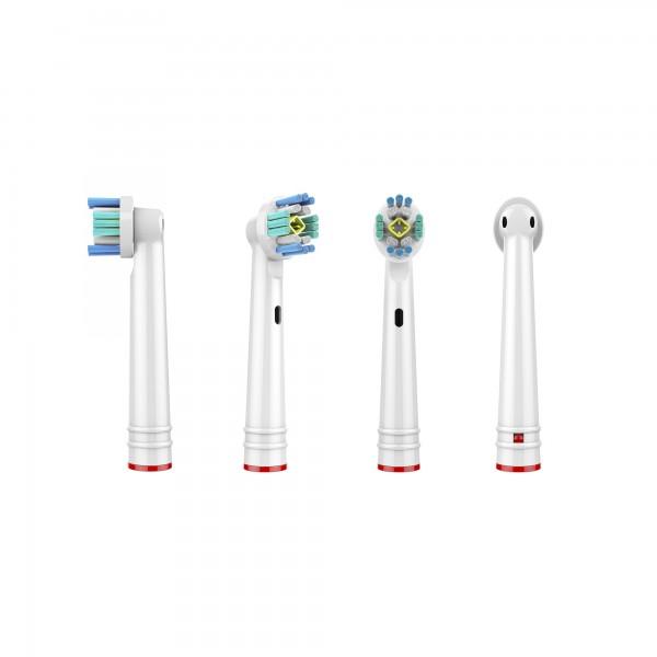 Cabezal cepillo 3d white pro bright(4pcs